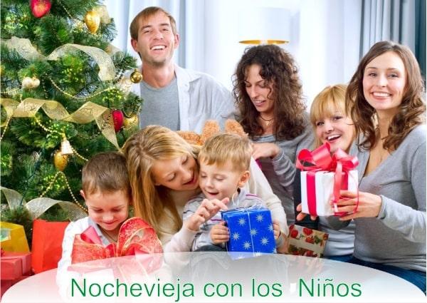 nochevieja con ninos comunidad valenciana